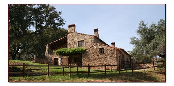 Apartamentos rurales La Macera